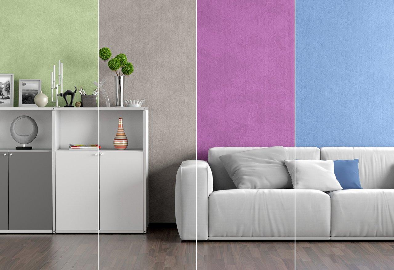 Farben an der Wand - für jede Stimmung den richtigen Ton - Jochen ...